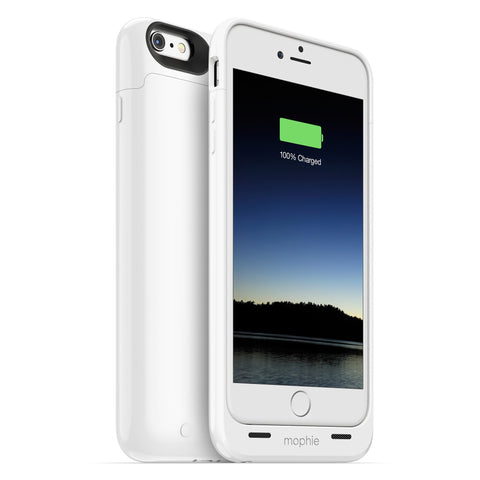 iPhone 6/6S Plus Mophie Juice Pack Air White