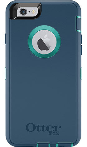 iPhone 6/6S Otterbox Defender Blue