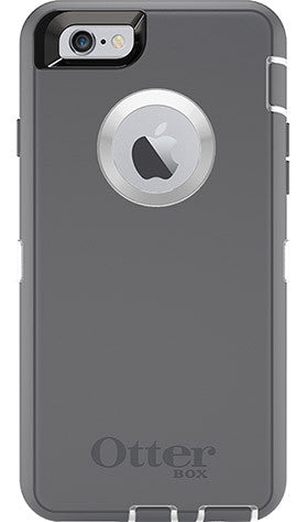 iPhone 6/6S Otterbox Defender Grey