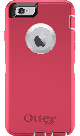 iPhone 6/6S Otterbox Defender Pink