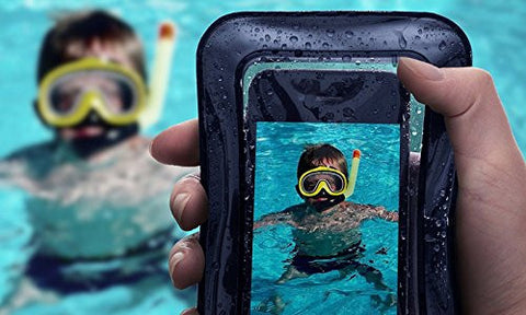 Galaxy Waterproof Case