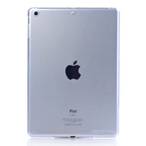 iPad Soft TPU Case White