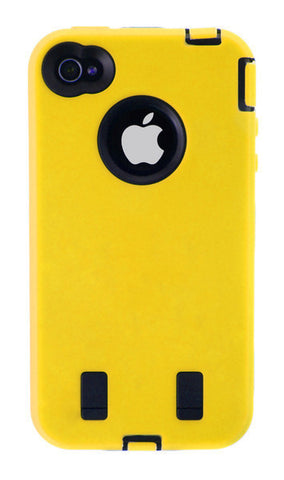 iPhone 6 Plus/6S Plus Defender Yellow