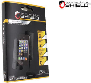 ZAGG Invisible Shield Full Body Screen Protector FOR iPhone 5/5S