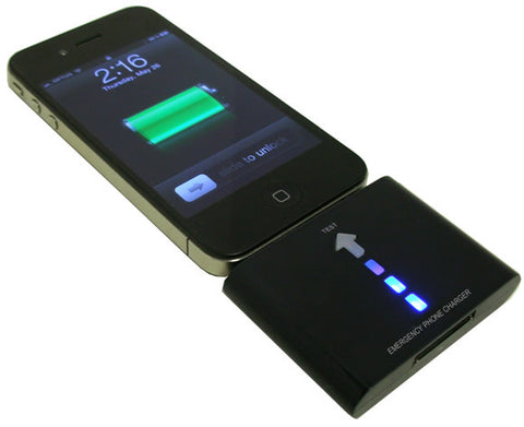 iPhone 4/4S External Portable Battery Charger