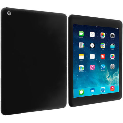 iPad Air Candy Crystal Soft Case Black