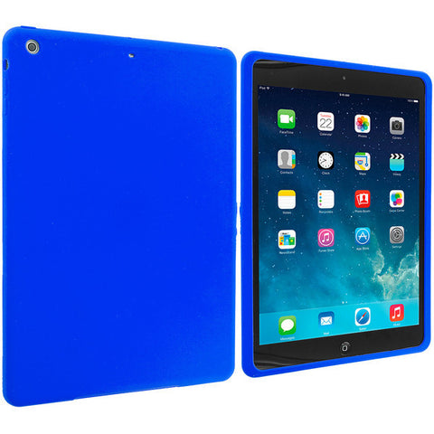 iPad Mini Candy Crystal Soft Case Blue