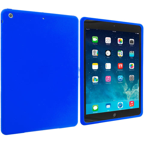 iPad Candy Crystal Soft Case Blue