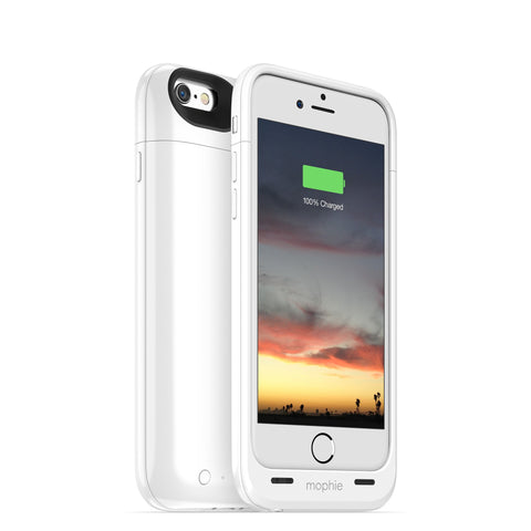 iPhone 6/6S Mophie Juice Pack Air White