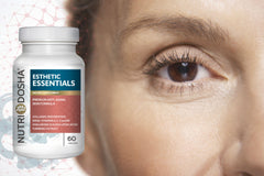 Esthetic Essentials premium anti-aging all natural skin loving supplement