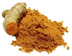 Top superfoods that boost brain power:  Turmeric Curcumin root
