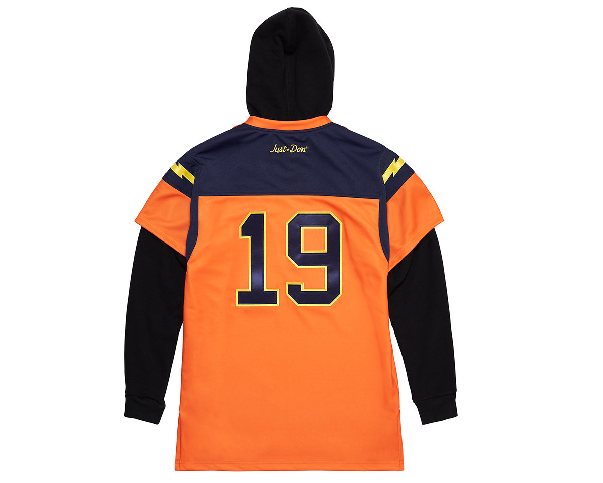 The Sound Football Jersey Hoodie