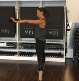 Holiday Workout Tips from Fitness Trainer Nicole Humphries of Body By Simone