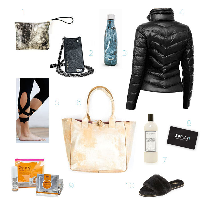 Sweat NSK Holiday In Store Gift Guide
