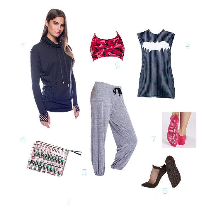Sweat NSK Holiday Athleisure Gift Guide