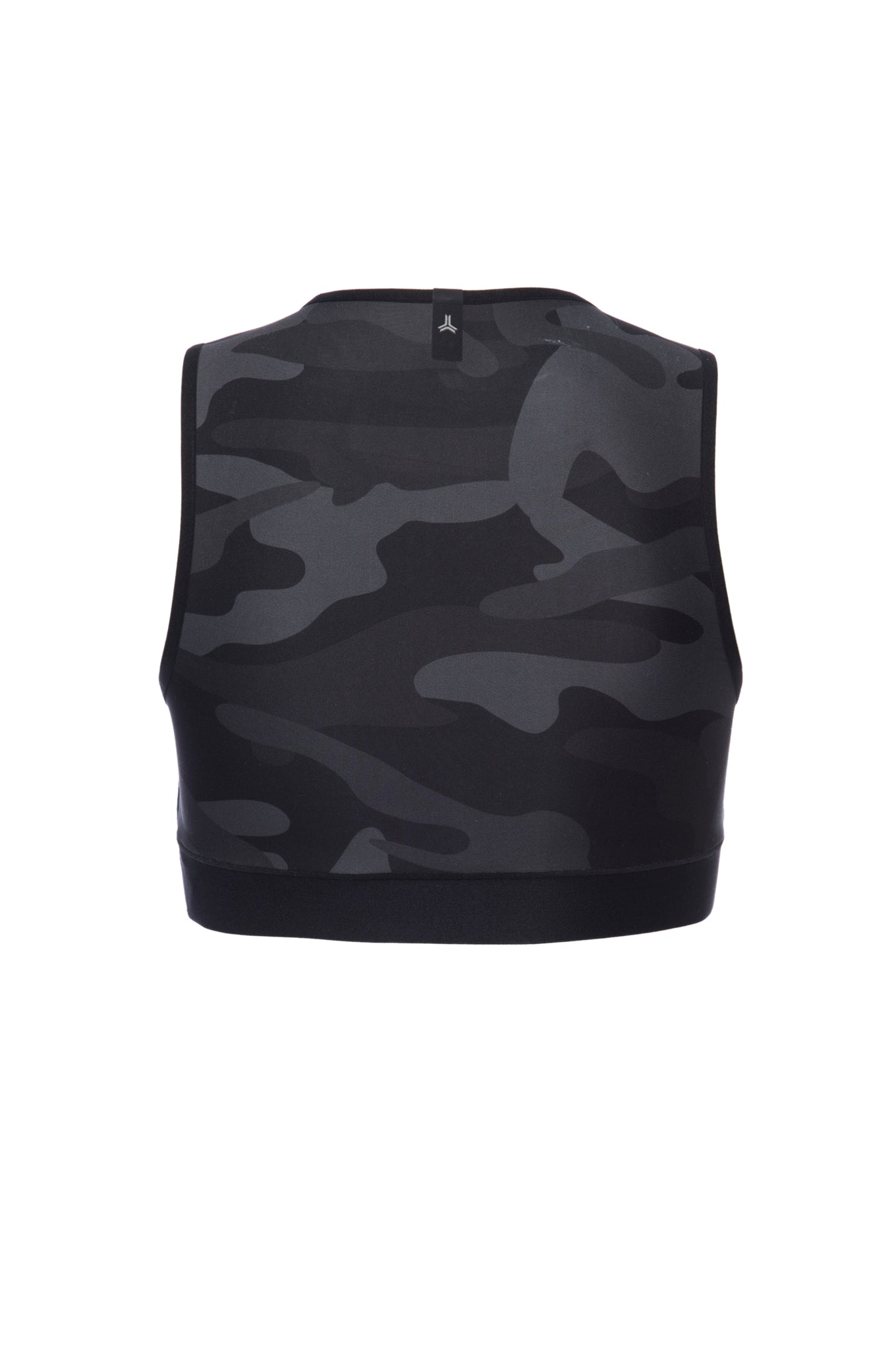 ULTRACOR LEVEL KNOCKOUT CAMO CROP TOP