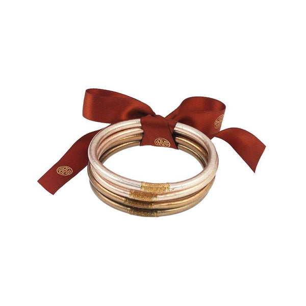 All Weather Bangles - Set of 4