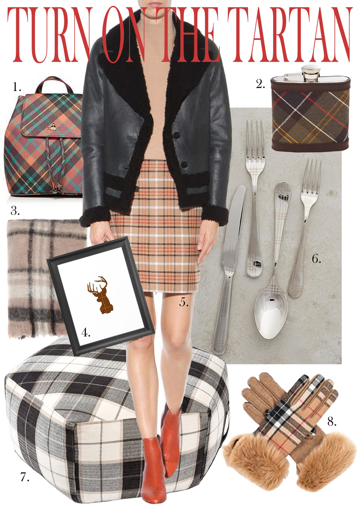 Estila Magazine - Turn on the Tartan