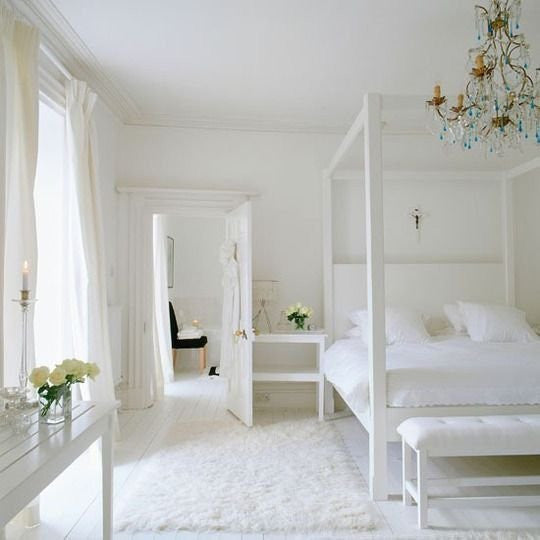 White Bedroom - Via San Vito