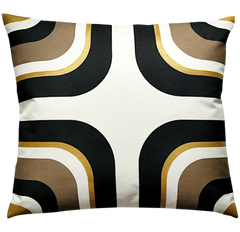 Pillow / ANGOLI / Noir