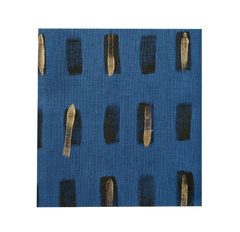 Cocktail Napkin / BRUSHSTROKE / Royal Blue