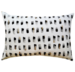 Luxury Linen Lumbar Pillow