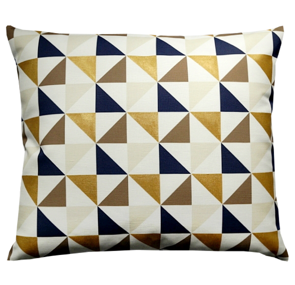 Pillow / KALEIDOSCOPE / Navy