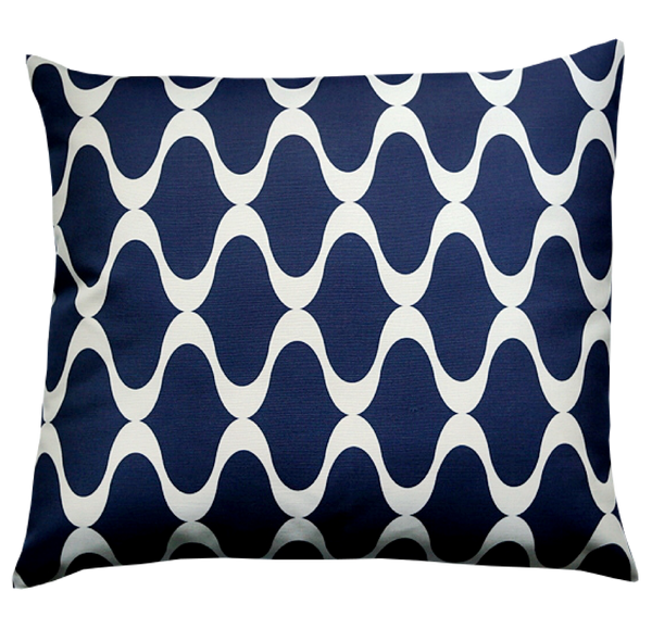 Pillow / ONDES / Navy