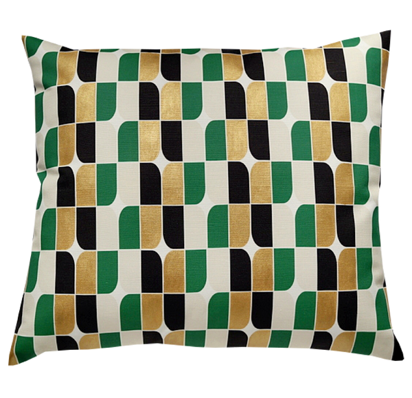 Pillow / QUATTRO / Emerald