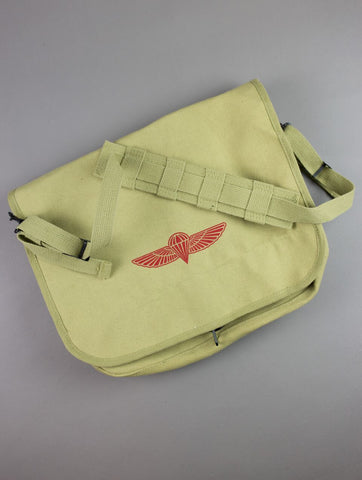 Israeli Messenger Bag