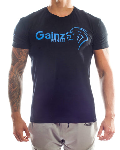 The Ambitio T - Tar Black - Gainz Fitness - 1