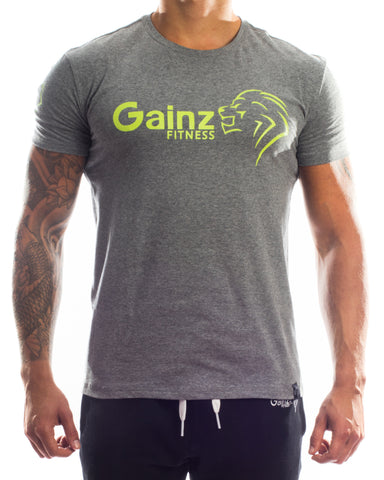 The Ambitio T - Spanish Grey Blend - Gainz Fitness - 1