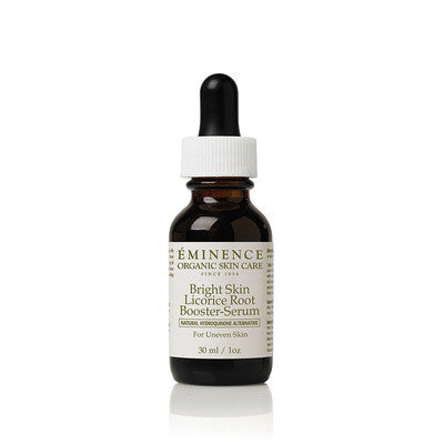 Eminence Organic Skin Care Bright Skin Licorice Root Booster-Serum