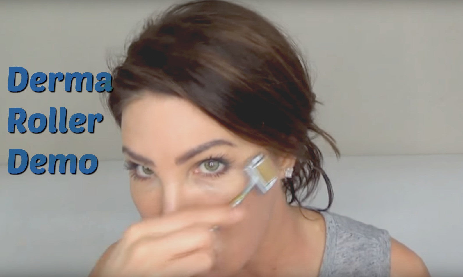 How to Use Derma Roller Videos