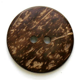 Button, wood, coconut, various sizes
