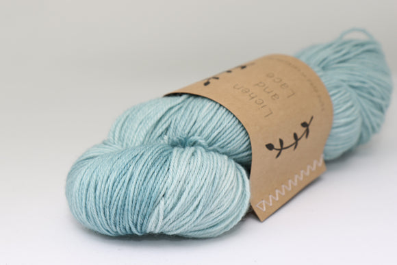 Lichen & Lace 80/20 Sock