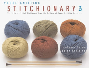 Vogue Knitting Stitchionary