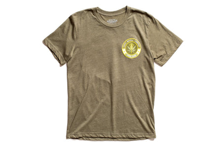 "State Bicycle Co. - ""Riding High"" - Premium T-Shirt (Olive) (Ships via USA)"