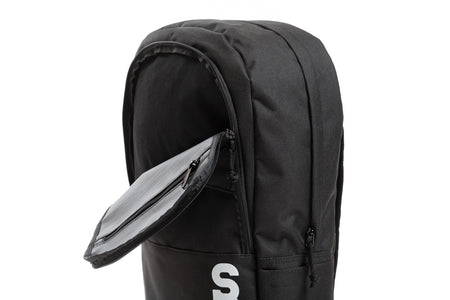 State Bicycle Co. - Zip-up Backpack (Black)