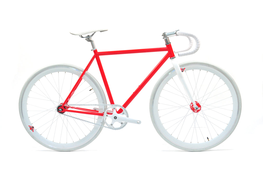 4130 - Samurai - (Fixed Gear / Single Speed)