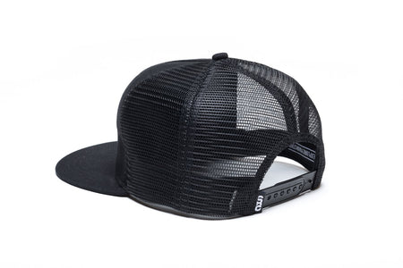 "State Bicycle Co. - ""Manufacturing The Finest"" - Mesh Snapback (Black) (Ships via USA)"