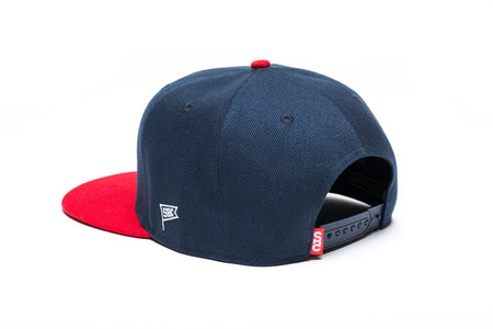 "State Bicycle Co. - ""Fly It High"" - Snapback (Blue & Red) (Ships via USA)"