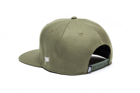 "State Bicycle Co. - ""Caps Lock"" - Snapback (Army Green) (Ships via USA)"