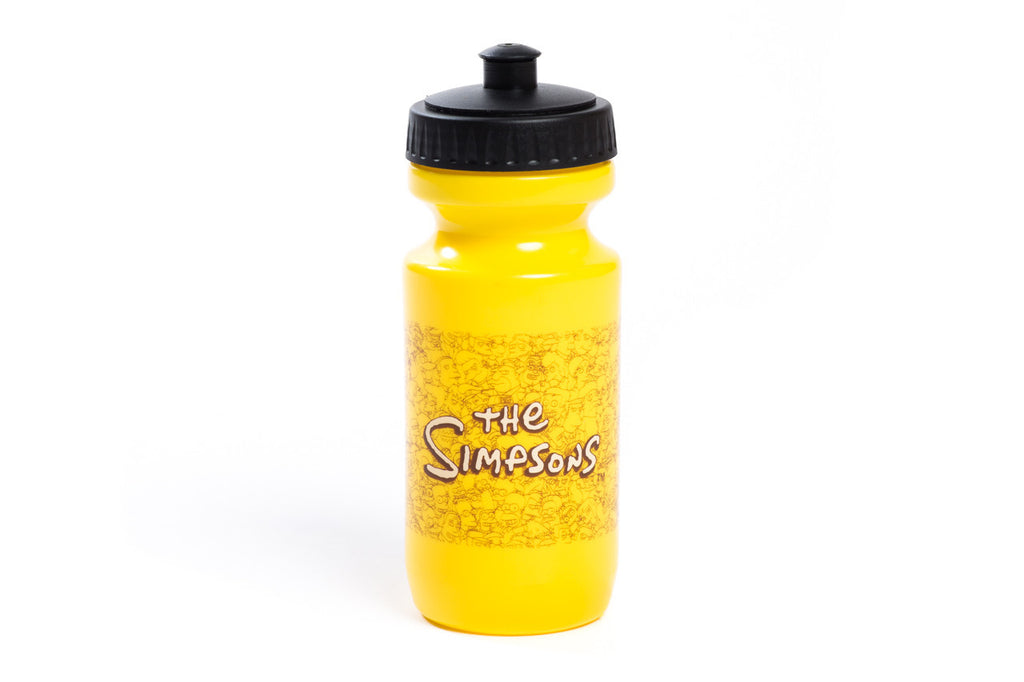 The Simpsons X State Bicycle Co. - Springfield Character Bottle