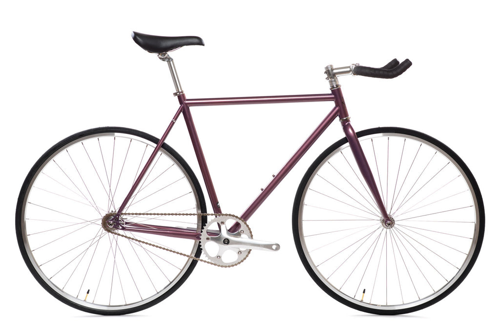4130 - Nightshade Purple - (Fixed Gear / Single Speed)
