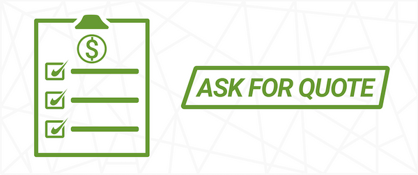 ask for quote banner