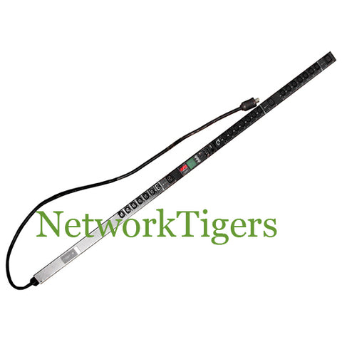 APC AP8961 Switched 21x IEC 320 C13 20A 208V ZeroU Rack Mounted PDU