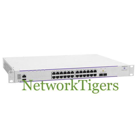 Alcatel-Lucent OS6450-24 OmniSwitch 6450 24x Gigabit Ethernet 2x 10G SFP+ Switch