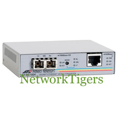 Allied Telesis AT-MC1004 SC to Gigabit Copper Media Converter w/AC adapter - NetworkTigers