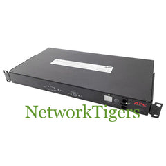APC AP7750A 120V 15A Rack Automatic Transfer Switch - NetworkTigers